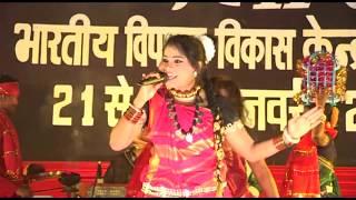 Gaura Gauri - Singer Garima & Swarna Diwakar - Swadeshi Mela 2016 - Raipur Chhattisgarh