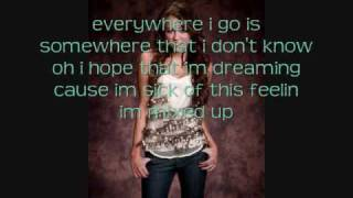 Miley Cyrus - Mixed Up - Lyrics