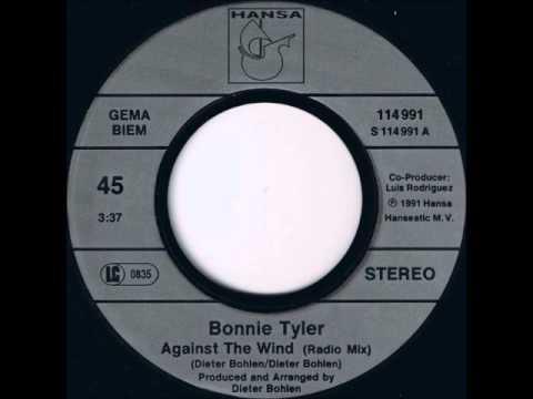 Bonnie Tyler - Against The Wind (Radio Mix)