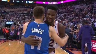 Dallas Mavericks vs Phoenix Suns   October 17, 2018