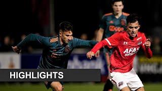 Highlights Jong AZ - Jong Ajax | Keuken Kampioen Divisie