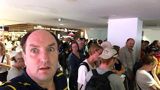 Sydney Airport Delay - Border Force IT SmartGate System Crashed
