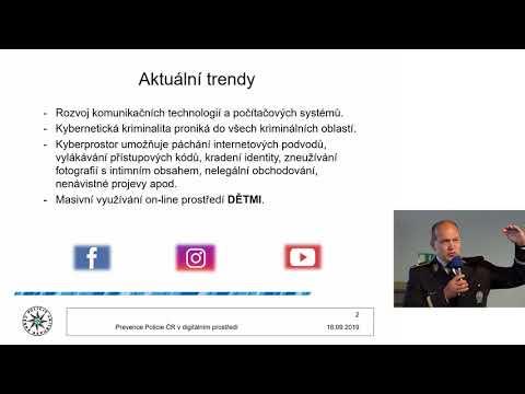 Bezpečně online, Martin Vondrášek