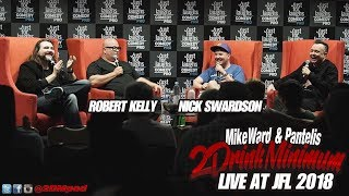 2DM live at JFL 2018 W/ Nick Swardson & Robert Kelly
