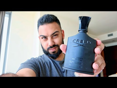 CREED Green Irish Tweed – Luxury Fragrance Review !!!