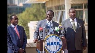 Split in NASA as Wiper leaders scramble for House Committee positions