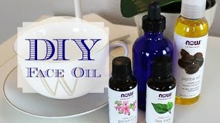 DIY | Face Oil!