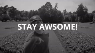 Lyrics Video: Watsky - IDGAF