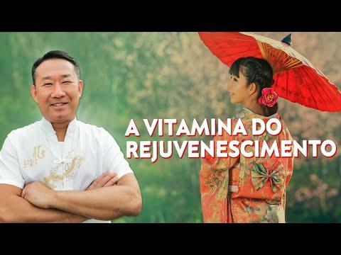 O poder do Ácido Fólico -  Uma Vitamina de Rejuvenescimento!