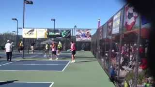 Quick Tour of the 2014 USAPA Pickleball Nationals VI Tournament