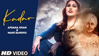 (Full Song) Mani Sandhu, Afsana Khan | Farik   - YouTube