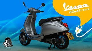 2020 Vespa Elettrica Road Test and Review!