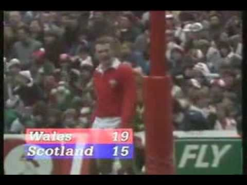 The longest rugby penalty kick ever.