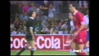 Tenerife 2 - Albacete 3. Temp. 91/92. Jor. 3