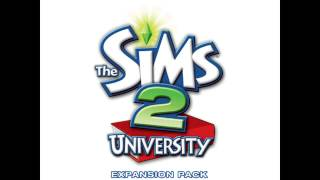 The Sims 2 University (P.C.) - Music: Big Sky - Abra Moore