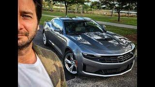 Chevrolet Camaro LT1 2020 | Detalles En Vivo (360p)