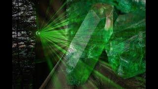Emerald Green Ray Alchemy Peace Love Harmony Prosperity Abundance