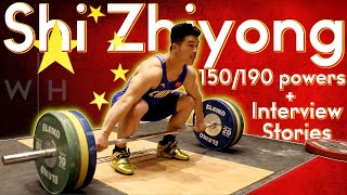 Shi Zhiyong Back Room & Competition + Crazy Interview Stories | 2019