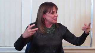 Valerie Harper ~ up close & very personal ~ in my living room