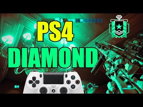 PS4 DIAMOND - Rainbow Six Siege