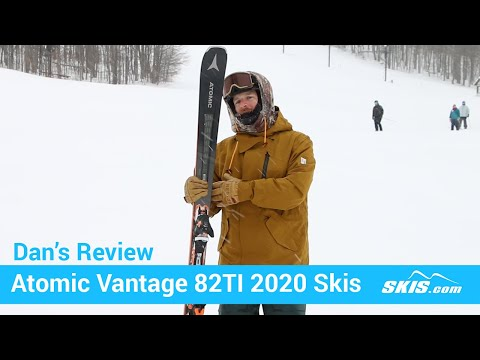 Video: Atomic Vantage 82 TI Skis 2020 5 40