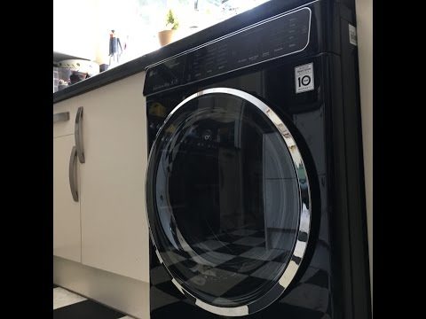 LG Direct Drive TrueSteam Washing Machine Review