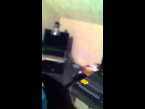 MIKE BIGG$ in studio (Freestyle)