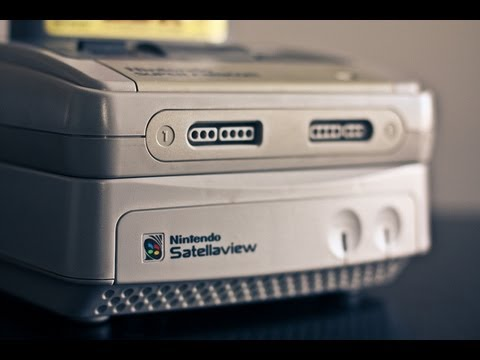Super Famicom Satellaview Review