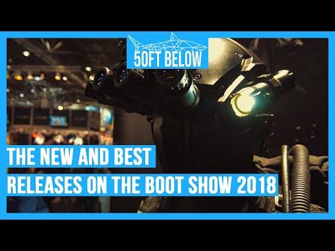 Best New Scuba Gear for 2018 | Boot Scuba Show 2018