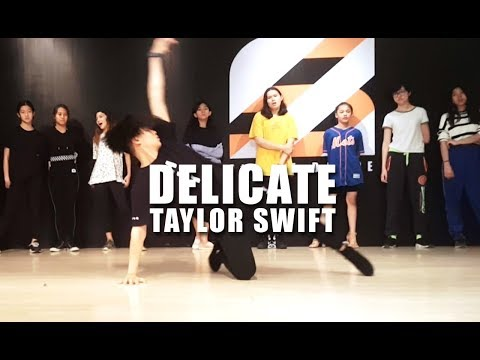 Delicate - Taylor Swift | JumBo.Bazic Choreography |