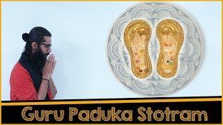 Guru Paduka Stotram - How to Chant Correctly - CORRECT