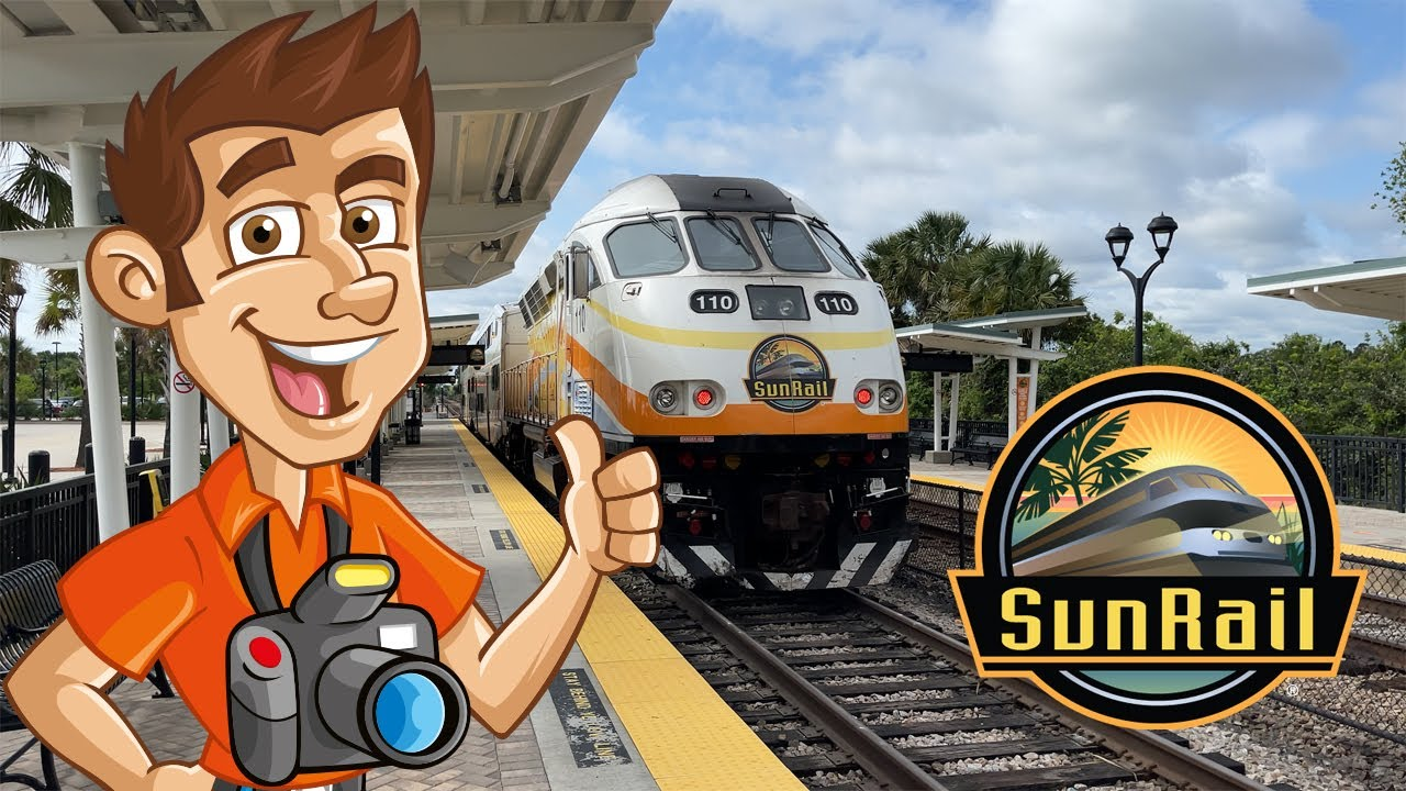 A Ride on the SunRail: Part One
