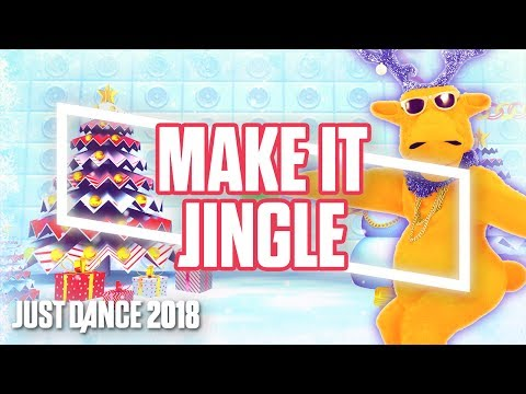 Just Dance 2018: Make it Jingle by Big Freedia | Official Track Gameplay [US] thumbnail
