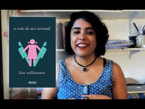 Leitura das Minas | A arte de ser normal - Lisa Williamson #3