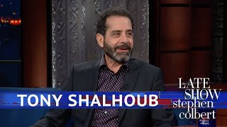 Tony Shalhoub Learned That Kids Don't Appreciate Paris