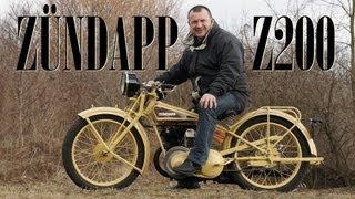OldtimerbazaR Zundapp Z200