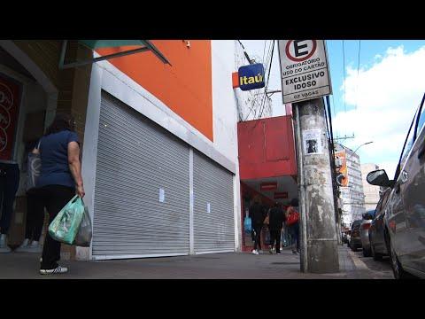 Duas agências bancárias do Itaú são fechadas em Nova Friburgo devido à suspeita da Covid-19