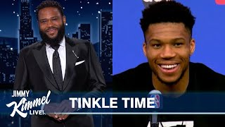 Guest Host Anthony Anderson's NBA Finals Monologue – Game Night 5