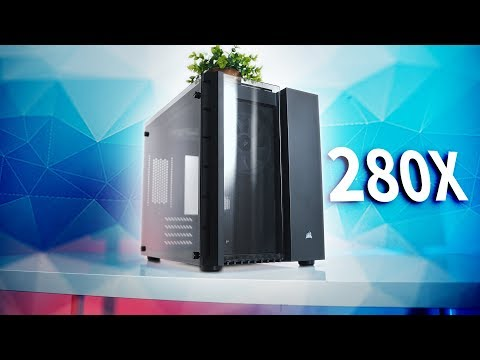 The Ultimate mATX Case?  Corsair 280X Review