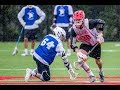 Michael Crawford | 2021 FOGO (Face-Off Specialist) | Fall 2018 Lacrosse Highlights