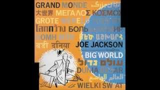 "Joe Jackson ""Big World"" 1986 Side Three"