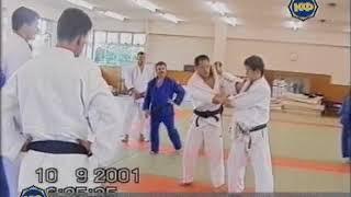 №13 KO-ICHI-GARI #ХиротакоОкадо #Дзюдо в Японии техника #бросков