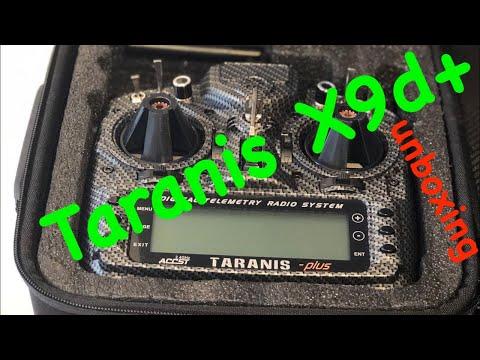 frsky-taranis-x9d-plus-se-1unboxing-und-erste-einstellungen-deutsch-hd