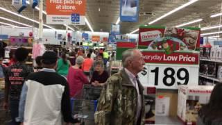 Black Friday Walmart Is Crazy Many Louisiana 2016