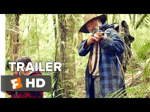 Hunt for the Wilderpeople Movie Trailer
