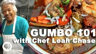 Gumbo 101 With Chef Leah Chase