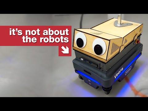 Helsinští robotičtí knihovníci