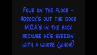 Beastie Boys - No Sleep Till Brooklyn Lyrics
