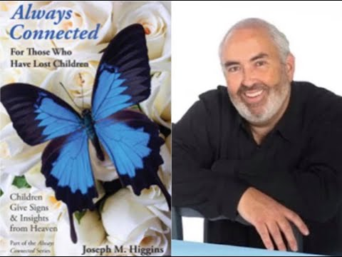 Nov 30th, Joe Higgins, Author, Medium, Spiritual Intuitive