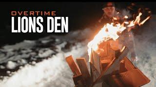 OverTime - Lions Den feat Chez (Official Music Video)